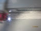 Výroba pečiatok, proces laserového gravírovania