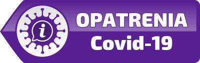 COVID-19 - opatrenia